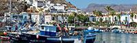 Puerto de Mogán :: Harbours in Gran Canaria